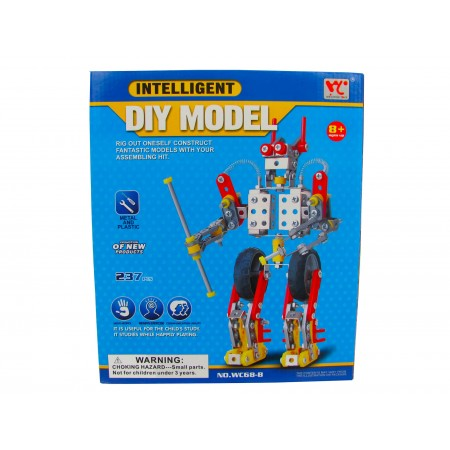 Klocki metalowe ROBOT