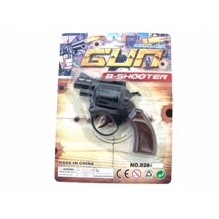 Pistolet na spłonkę blister