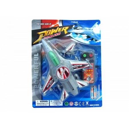 Samolot F16 kabel blister