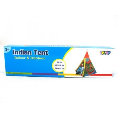 Namiot materiałowy indiański