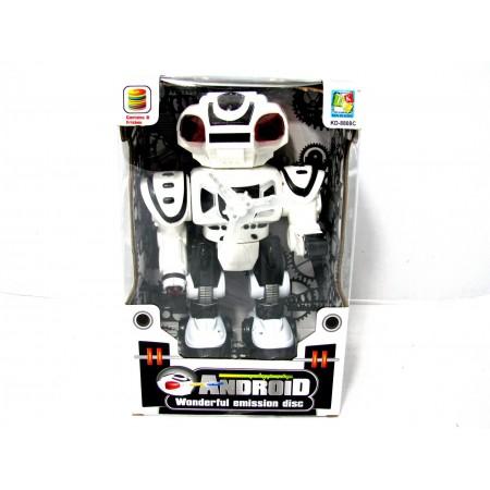 Robot b/o android
