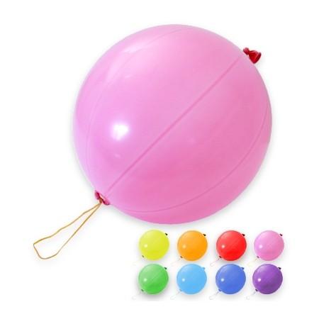 """Balon piłka 10"""" mix 25 szt."""