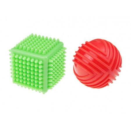 Piłka z kostką sensoryczne