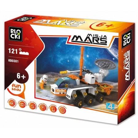 Klocki Blocki Mars 121el. KB0301