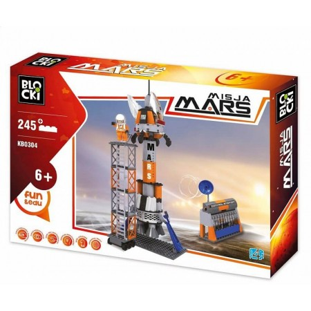 Klocki Blocki Mars 245el.