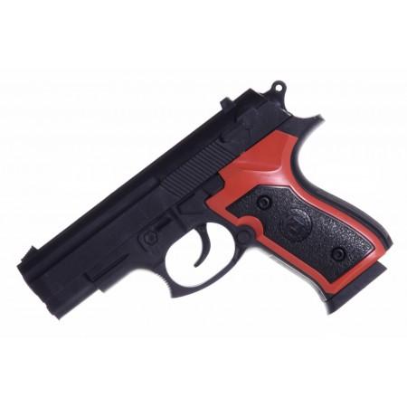 Imitacja broni - czarny pistolet