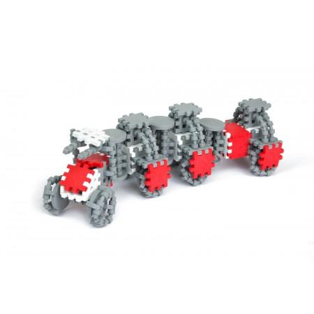 Klocki Mini Wafle 300el. kostruktor
