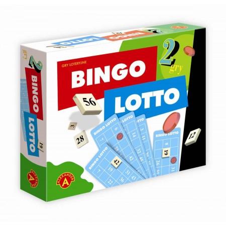 Bingo lotto 2w1