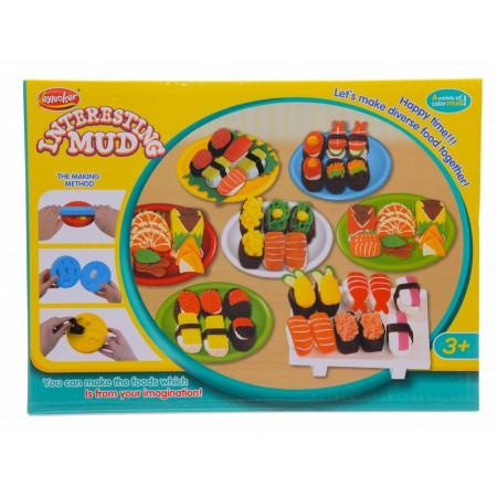 Ciastolina Sushi