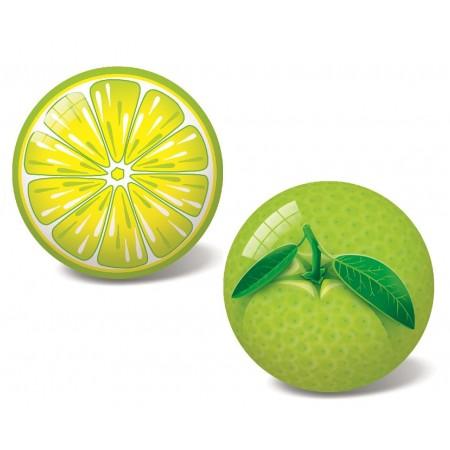 Piłka gumowa Limonka