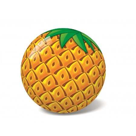 Piłka gumowa Arbuz