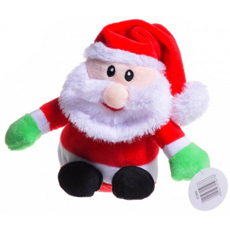 Mikołaj siedzący