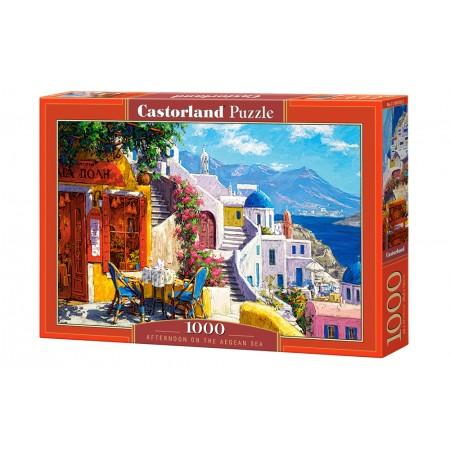 Puzzle 1000 el. Afternoon on the Aegean See - Popołudnie nad morzem egejskim