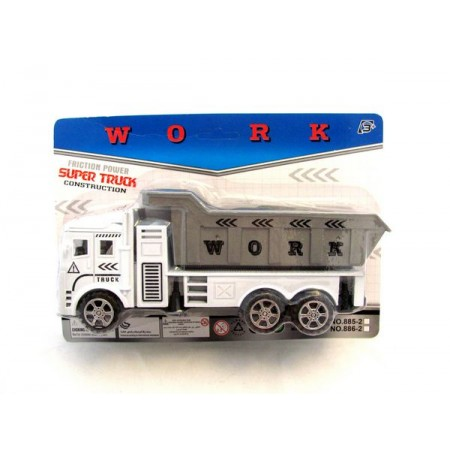 Ciężarówka blister