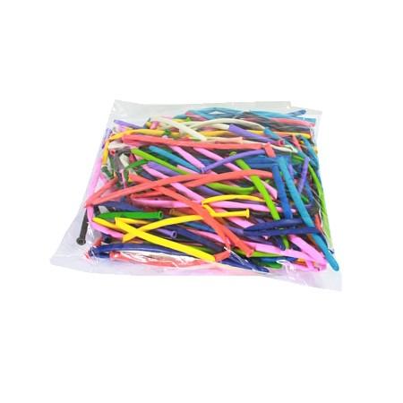 Balony do modelowania nix kolorów 100szt.