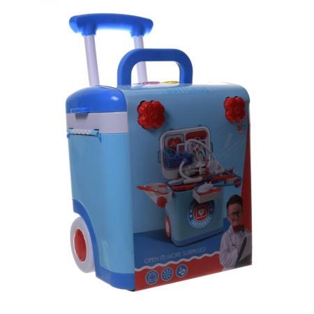 Zestaw lekarz walizka