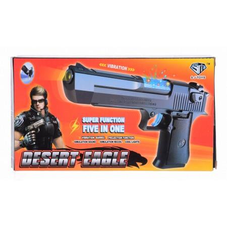 Pistolet z projektorem