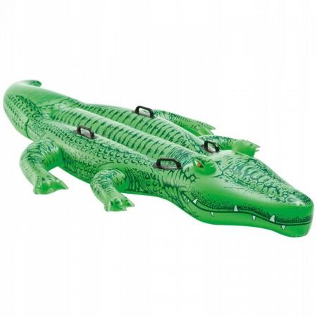 Aligator dmuchany DUŻY 58562
