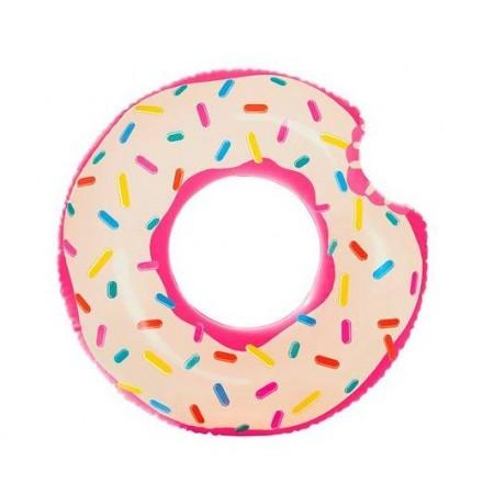 Koło do pływania Donut z kolorową posypką