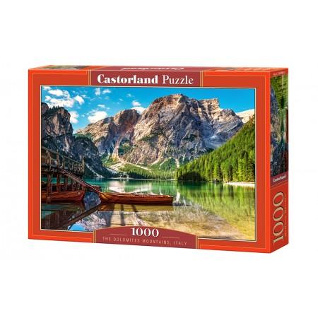 Puzzle 1000 el. Dolomites Mountains, Italy - Dolomity, Włochy