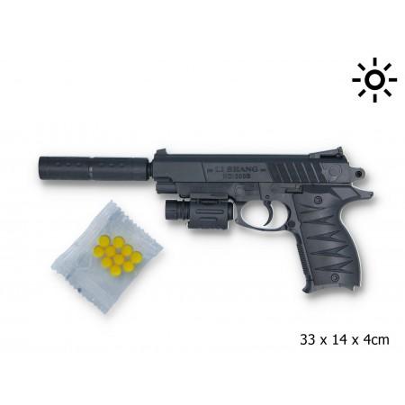 Imitacja broni na kulki