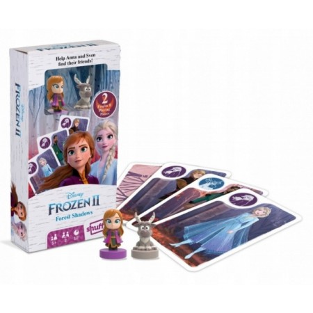 Gra Karciana Frozen 2 Anna i Sven CARTAMUNDI
