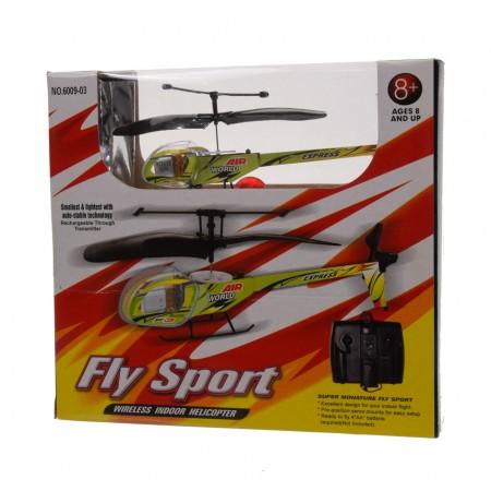 Helikopter na radio