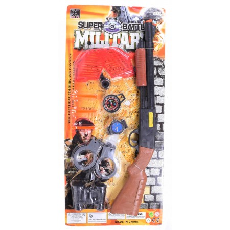 Zestaw militarny na strzałki