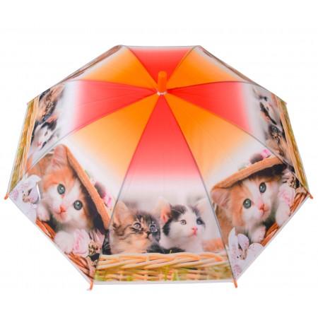 Parasolka dziecięca psy/koty