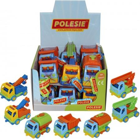 Samochód ciężarowy POLESIE