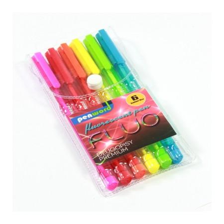 Długopis fluo