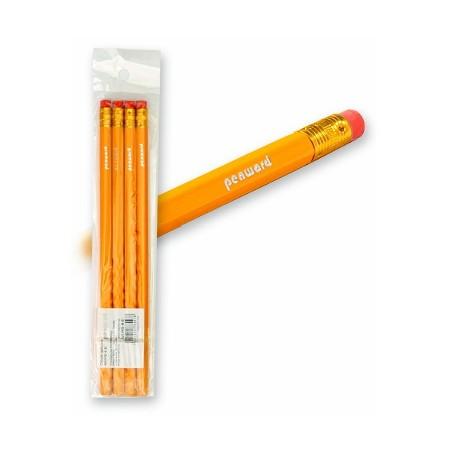 Ołówek HB z gumką
