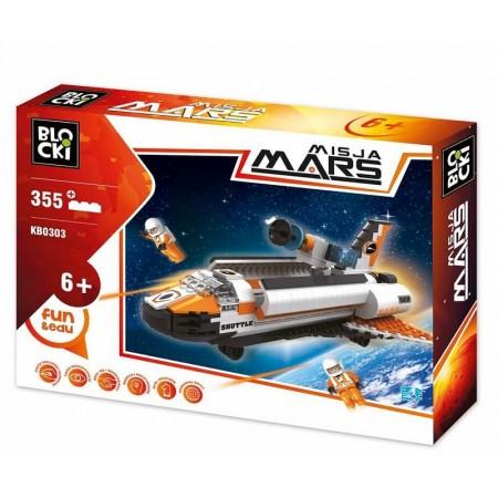 Klocki Blocki Mars 355el. KB0303