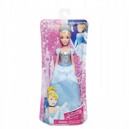Księżniczka brokatowa Kopciuszek Hasbro