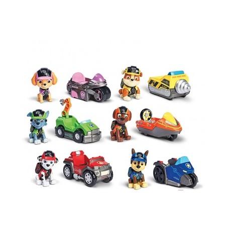 Figurka z pojazdem Psi Patrol