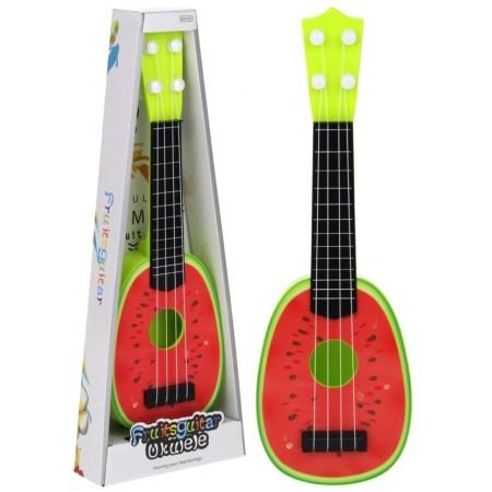 Ukulele owocowa gitara