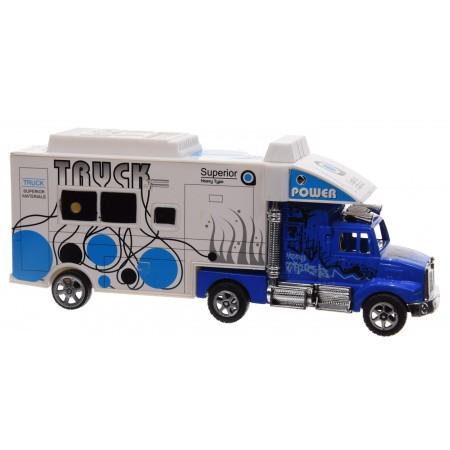 Ciężarówka police plastik