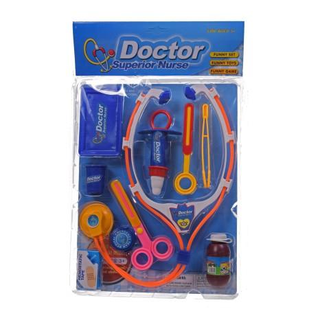 Zestaw małego lekarza