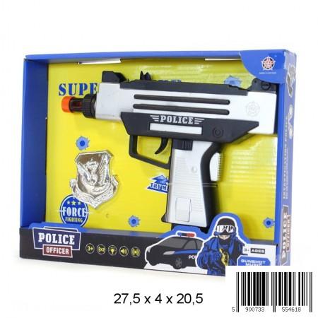 PISTOLET POLICYJNY B/O