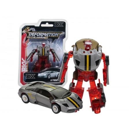 ROBOT DEFORMATION METAL
