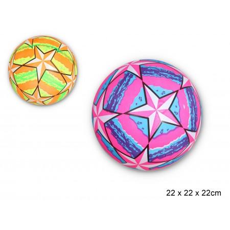 Piłka gumowa kolorowa